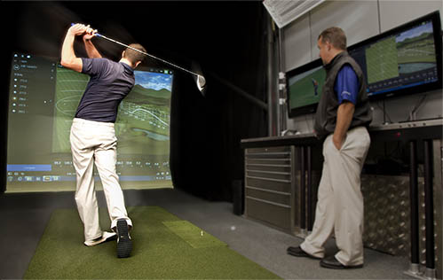 Cool Clubs indoor fitting