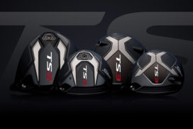 Titleist Launches New TS Line of Drivers and Fairway Woods