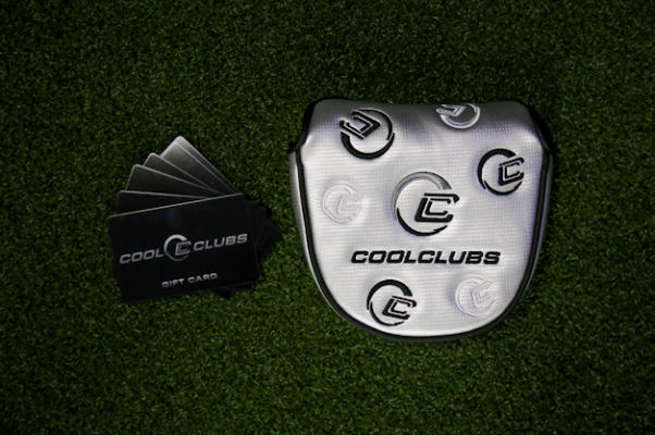 Cool Clubs Mallet Putter Cover and Gift Cards 628×419