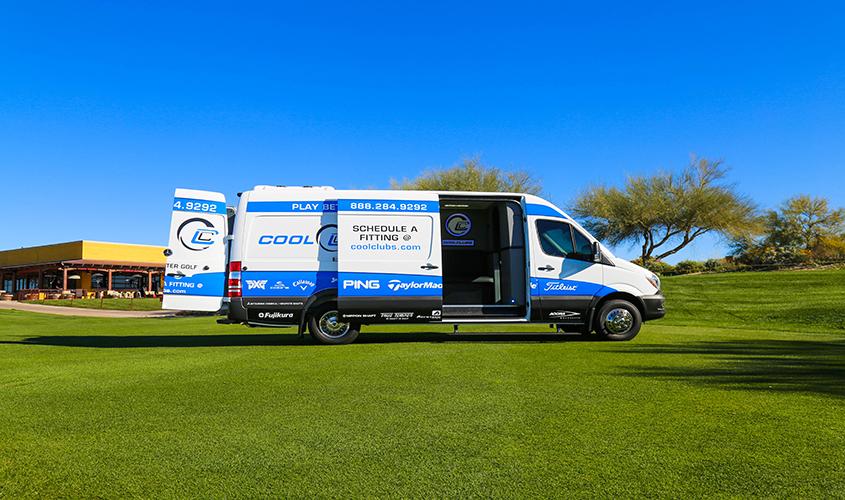 Mobile Tour Van