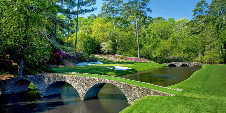 The Return to Augusta National