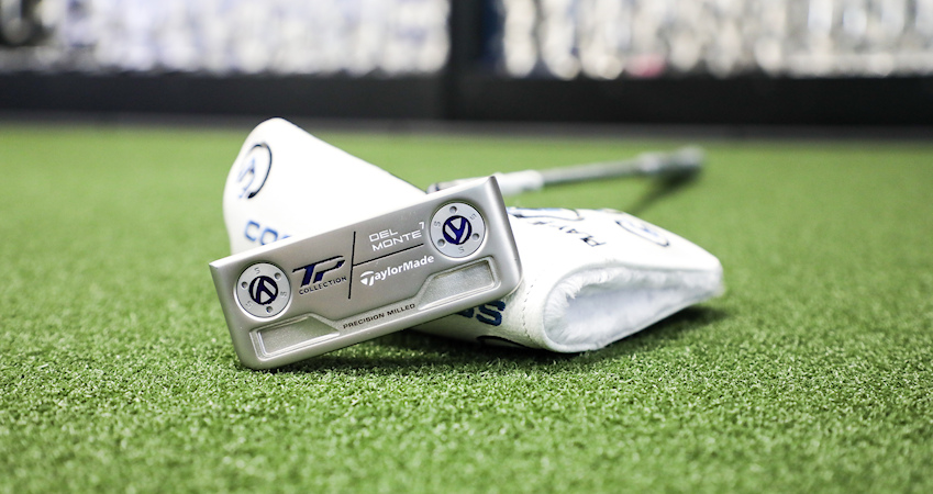 TaylorMade Del Monte 7 Putter From the Newly Released TP Line